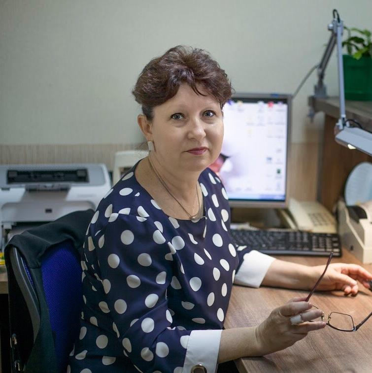 Беляшова Ольга Викторовна
